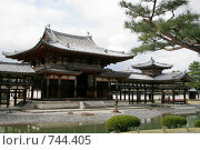 Храм Феникса Бедоин. Удзи, Япония (2007 год). Стоковое фото, фотограф Просенкова Светлана / Фотобанк Лори