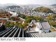 Купить «Замок Белой Цапли Сиросагидзё. Япония», фото № 745005, снято 24 ноября 2007 г. (c) Просенкова Светлана / Фотобанк Лори