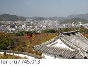 Купить «Замок Белой Цапли Сиросагидзё. Япония», фото № 745013, снято 24 ноября 2007 г. (c) Просенкова Светлана / Фотобанк Лори