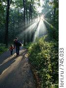 Солнечное  утро (2008 год). Редакционное фото, фотограф Екатерина Покотилова / Фотобанк Лори