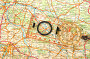 Карта местности, фото № 745285, снято 10 марта 2009 г. (c) FotograFF / Фотобанк Лори