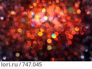Купить «Абстрактные огоньки в расфокусе», фото № 747045, снято 28 февраля 2008 г. (c) Марианна Меликсетян / Фотобанк Лори