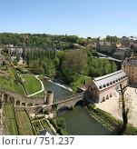 Купить «Финансовый центр Люксембурга», фото № 751237, снято 8 июля 2020 г. (c) Denis Kh. / Фотобанк Лори
