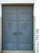 Двери храма. Стоковое фото, фотограф Владимир / Фотобанк Лори