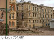 Центр Выборга (2008 год). Редакционное фото, фотограф Афанасьева Екатерина / Фотобанк Лори