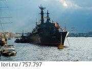 Военные: корабли (2008 год). Редакционное фото, фотограф Denis Lestarov / Фотобанк Лори