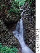 Купить «Водопад (Лаго-Наки)», фото № 758169, снято 7 июня 2008 г. (c) Илья Лиманов / Фотобанк Лори