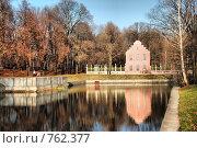 Купить «Музей-усадьба Кусково. Голландский домик», эксклюзивное фото № 762377, снято 12 ноября 2008 г. (c) lana1501 / Фотобанк Лори