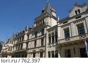 Купить «Дворец Великого Герцога, Люксембург», фото № 762397, снято 8 мая 2008 г. (c) Denis Kh. / Фотобанк Лори