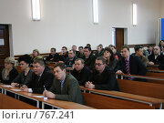 Учиться никогда не поздно (2008 год). Редакционное фото, фотограф Дмитрий Кожевников / Фотобанк Лори