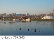 Купить «Москва. Царицынский музей-заповедник», эксклюзивное фото № 767545, снято 13 ноября 2008 г. (c) lana1501 / Фотобанк Лори