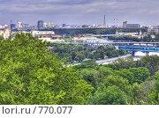 Купить «Воробьевы горы», фото № 770077, снято 8 августа 2008 г. (c) Алексей Довгуля / Фотобанк Лори