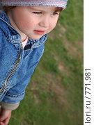Девочка. Стоковое фото, фотограф Ольга Харламова / Фотобанк Лори