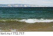 """Купить «Озеро Байкал. Пролив """"Малое море""""», фото № 772717, снято 8 сентября 2008 г. (c) Andrey M / Фотобанк Лори"""