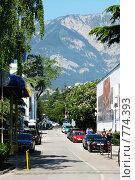 Улицами Ялты (2008 год). Редакционное фото, фотограф Владислав Цемкалов / Фотобанк Лори