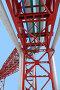 Эстакада промышленных трубопроводов на фоне голубого неба, фото № 780853, снято 19 февраля 2009 г. (c) Кекяляйнен Андрей / Фотобанк Лори