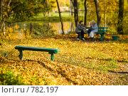 Купить «Павловский парк», фото № 782197, снято 5 октября 2008 г. (c) Алексей Ёё / Фотобанк Лори
