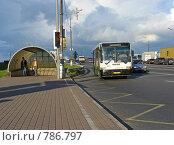 Купить «Москва. Щелковское шоссе», эксклюзивное фото № 786797, снято 31 июля 2008 г. (c) lana1501 / Фотобанк Лори