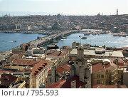 Башни Стамбула. Стоковое фото, фотограф Сергей Гусев / Фотобанк Лори