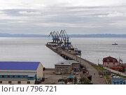 Сахалин, Корсаков (2008 год). Стоковое фото, фотограф Ольга К. / Фотобанк Лори