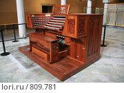 Купить «Орган в Ратуше (г. Стокгольм. Швеция)», фото № 809781, снято 15 марта 2009 г. (c) Александр Секретарев / Фотобанк Лори