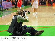 Купить «Фотокорреспондент», фото № 810085, снято 6 марта 2009 г. (c) Сергей Лебедев / Фотобанк Лори