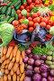 Свежие овощи, фон, фото № 811513, снято 10 декабря 2016 г. (c) Losevsky Pavel / Фотобанк Лори