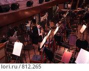 Купить «Музыкант  оркестра», фото № 812265, снято 3 января 2009 г. (c) Losevsky Pavel / Фотобанк Лори