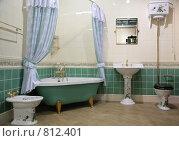 Купить «Ванная комната», фото № 812401, снято 16 октября 2018 г. (c) Losevsky Pavel / Фотобанк Лори
