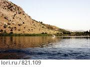 Горное озеро. Стоковое фото, фотограф Тамара Нагиева / Фотобанк Лори