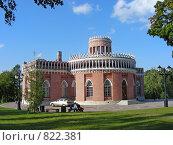 Купить «Москва. Царицыно», эксклюзивное фото № 822381, снято 23 сентября 2008 г. (c) lana1501 / Фотобанк Лори