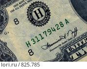 Доллар. Стоковое фото, фотограф Виктор Мухин / Фотобанк Лори