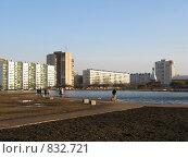 Купить «Калининский район Петербурга», фото № 832721, снято 26 апреля 2009 г. (c) Юлия Селезнева / Фотобанк Лори