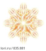 Купить «Папоротниковый стиль. Нежные и мягкие дебри из папоротника.», иллюстрация № 835881 (c) Фальковский Евгений / Фотобанк Лори