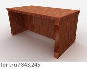 Купить «Стол в классическом стиле», иллюстрация № 843245 (c) Наталия Печёрских / Фотобанк Лори