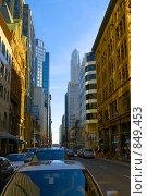 Улица в Торонто, Канада (2008 год). Редакционное фото, фотограф Beniamin  Gelman / Фотобанк Лори