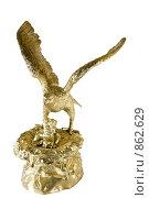 Купить «Каслинское литье. Сувенир», фото № 862629, снято 12 мая 2009 г. (c) Дима Рогожин / Фотобанк Лори