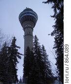 Башня Пуйо (2009 год). Стоковое фото, фотограф Наталья Самсонова / Фотобанк Лори