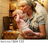 Купить «Крещение», фото № 864133, снято 1 июля 2007 г. (c) Морозова Татьяна / Фотобанк Лори