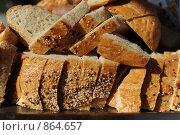 Свежий хлеб. Стоковое фото, фотограф Артур Якуцевич / Фотобанк Лори