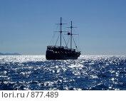 Прогулочная яхта (2007 год). Стоковое фото, фотограф Ангелина Матросова / Фотобанк Лори