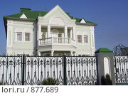 Дворец. Стоковое фото, фотограф Дмитрий Левченко / Фотобанк Лори