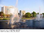 Купить «Хабаровск, пруды», эксклюзивное фото № 879937, снято 20 мая 2009 г. (c) Катерина Белякина / Фотобанк Лори
