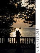 Купить «Влюбленная пара», фото № 881021, снято 2 июня 2007 г. (c) Михаил Лукьянов / Фотобанк Лори