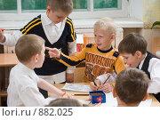 Купить «В детском саду», фото № 882025, снято 5 мая 2009 г. (c) Федор Королевский / Фотобанк Лори