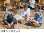 Купить «В детском саду», фото № 882033, снято 5 мая 2009 г. (c) Федор Королевский / Фотобанк Лори