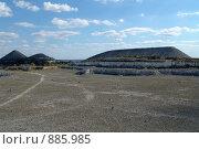 Купить «Меловой карьер», фото № 885985, снято 15 сентября 2007 г. (c) Алексей Бугвин / Фотобанк Лори
