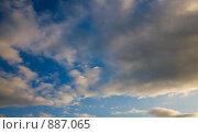 Купить «Небо», фото № 887065, снято 15 мая 2009 г. (c) Ирина Литвин / Фотобанк Лори