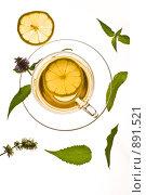 Купить «Травяной чай», фото № 891521, снято 22 июля 2005 г. (c) Кравецкий Геннадий / Фотобанк Лори