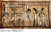 Купить «Древний египетский папирус», фото № 892017, снято 12 ноября 2008 г. (c) Вероника Галкина / Фотобанк Лори